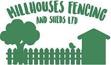 Millhouses Fencing & Sheds Logo