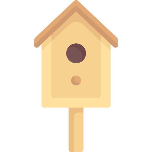 Bird table icon