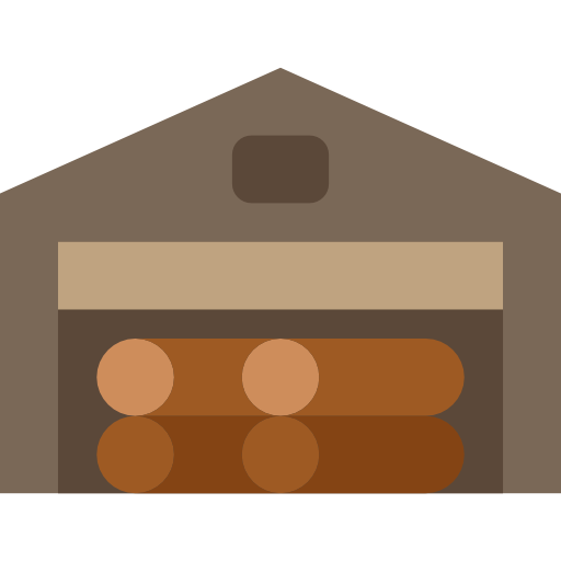 Log store icon